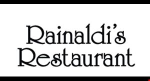 Rainaldi's Restaurant logo