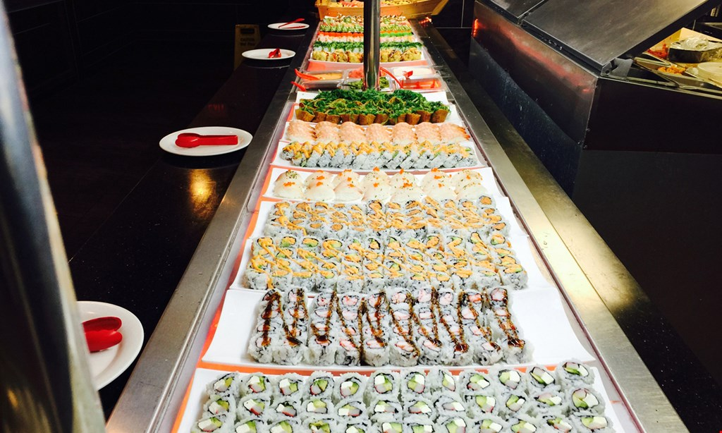 Product image for Flaming Grill & Supreme Buffet $3 Off dinner buffet (min. 2 adult dinner buffets) must purchase 1 drink per buffet