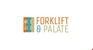 Forklift & Palate Restaurant logo