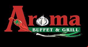 Aroma Buffet & Grill logo