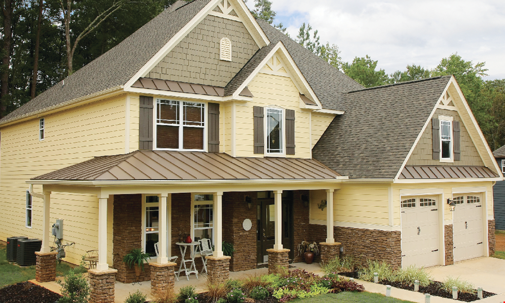 Product image for Hunterdon Siding & Window Co. $500 OFF Whole Roof Replacement This offer must be presented initially upon scheduling estimate.