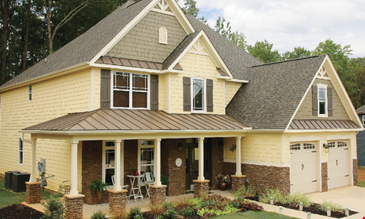 Product image for Hunterdon Siding & Window Co. 0% FINANCING AVAILABLEfor 18 months on NEW roofing projects