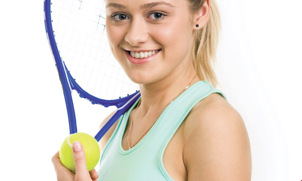 Product image for Montclair Tennis Club ONLY $79 PER MONTH INTRODUCTORY SINGLE MEMBERSHIP 12 month membership required.