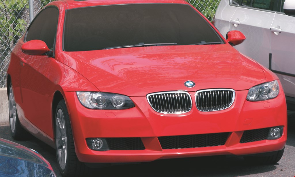 Product image for SUNSET NORTH CAR WASH & DETAIL CENTER $10 off any detail $129.99 & up