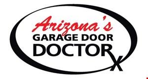 Arizona's Garage Door Doctor logo