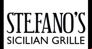 Stefano's Sicilian Grille logo