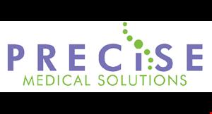 Precise Medical Solutions logo