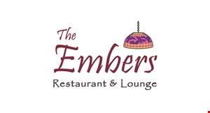 The Embers Restaurant & Lounge logo