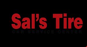 Sal's Tire logo