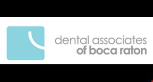 Dental Associates Of Boca Raton logo