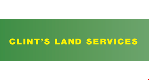 Clint's Land Service logo