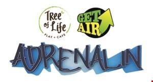 Adrenalin Trampoline Park logo