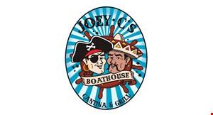 Joey C's Boathouse logo
