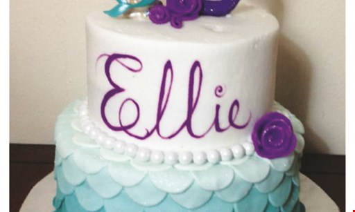 Product image for Sugar Love Cakes $5 off any special occasion cake.