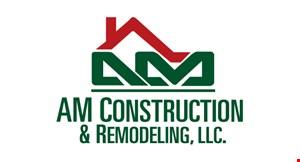 AM Construction & Remodeling, LLC logo