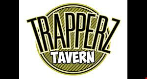 Trapperz Tavern logo