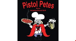 Pistol Pete's Neighborhood Grill logo