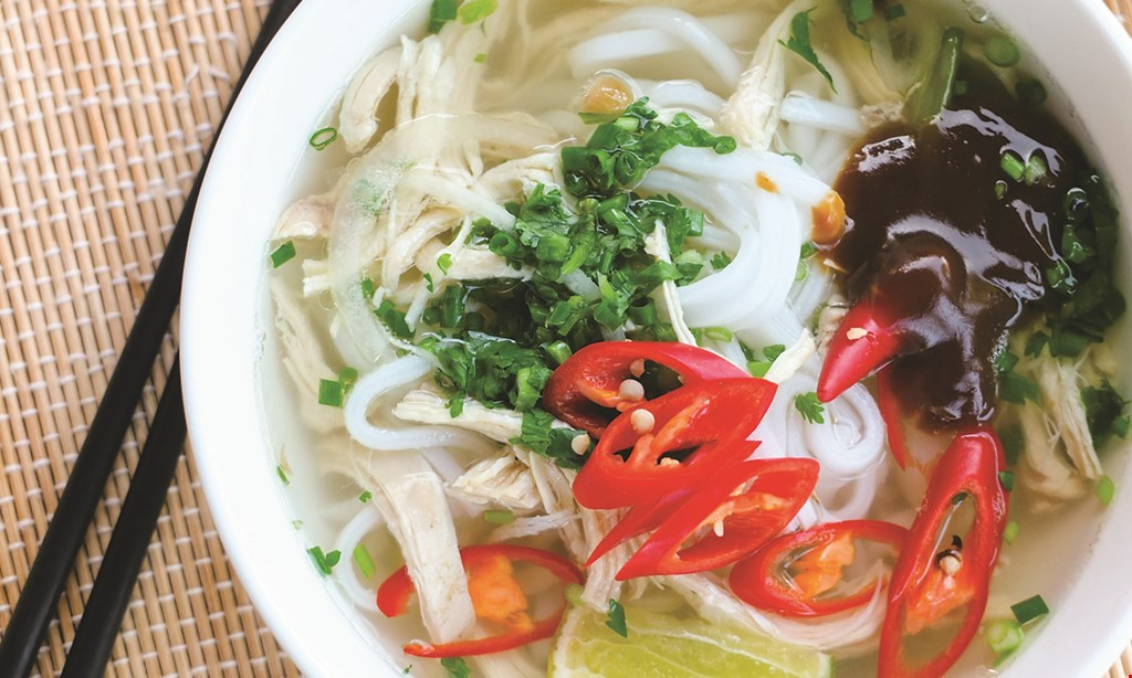 Product image for Simply Pho $5.00 OFF $25 or more (before taxes).