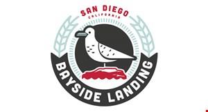 BAYSIDE LANDING logo
