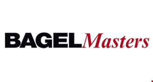 Bagel Masters logo