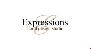 Expressions Floral Design Studio logo