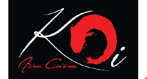 Koi Sushi  & Hibachi logo