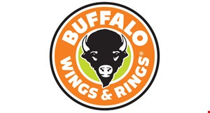 Product image for Buffalo Wings & Rings Buy 1 chicken ringer & get the 2nd for $1 (with purchase of 2 drinks)