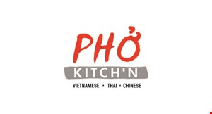 Pho Kitch'n logo