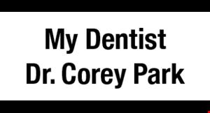 My Dentist, Dr. Corey Young S. Park logo