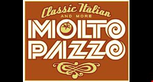 Molto Pazzo Italian Restaurant logo