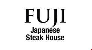 Fuji Japanese Steak House logo