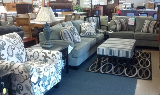Product image for Forks Carolina Furniture Store $50 off any purchase of $500 or more