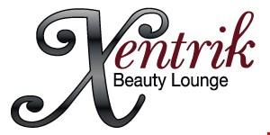 Xentrik Beauty Lounge logo