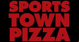 Sports Town Pizza logo