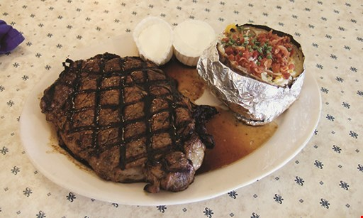 Product image for Side Porch Steak House $5.00 OFF Any Food Purchase