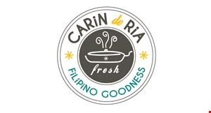 Carin De Ria logo
