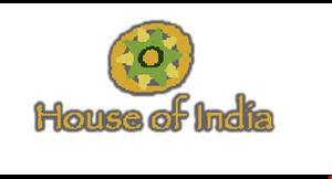 House of India logo