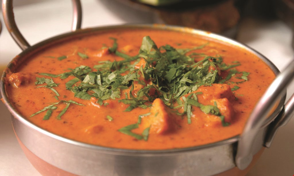 Product image for House of India 10% Off your total dinner bill dine in only, alcohol not included, not valid on buffet. 10% Off your carry-out order not valid on buffetonly Monday-Thursday. .