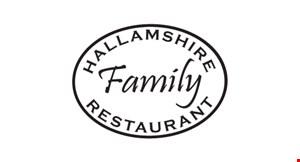 Hallamshire Family Restaurant logo