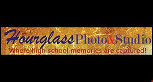 Hourglass Photo & Studio logo