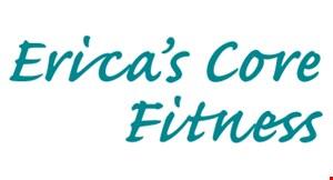 Erica's Core Fitness logo