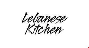 Lebanese Kitchen logo