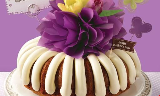 Product image for Nothing Bundt Cakes $2 Off a dozen Bundtinis