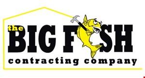 The Big Fish Contracting Company logo