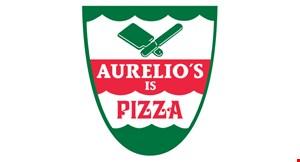 Aurelio's Pizza Naperville logo
