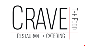 Crave The Food logo