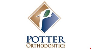Product image for POTTER ORTHODONTICS $1,000 Off Full Orthodontic Treatment