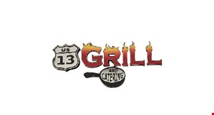 US 13 Grill and Catering logo