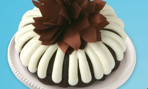 Product image for Nothing Bundt Cakes Free bundtlet with the puchases of 3 bundtlets