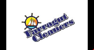 Farragut Cleaners- Lenoir City logo